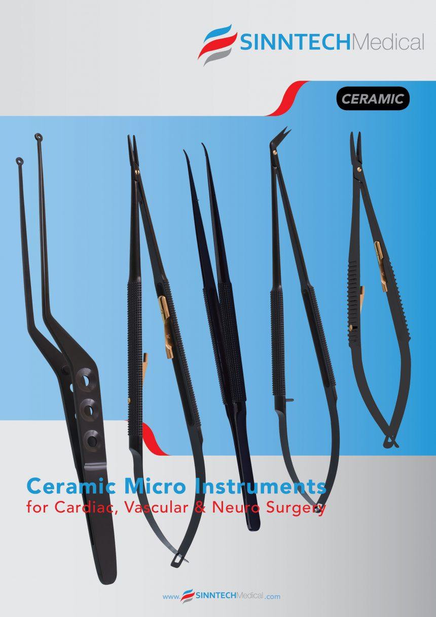 Ceramic Micro Instruments